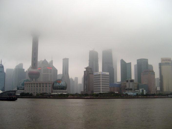 Kurzer Businesstrip nach Shanghai