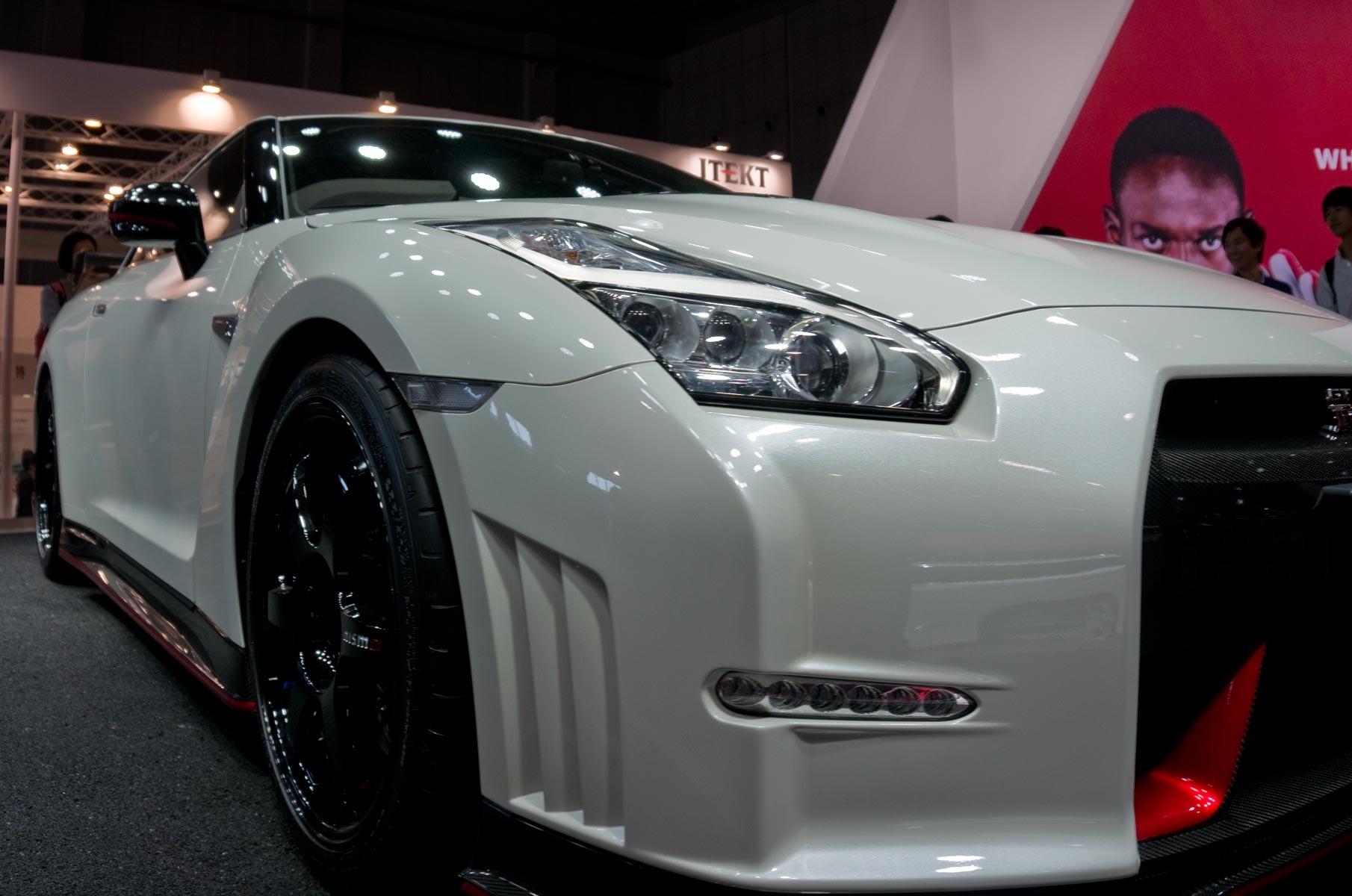 Nissan GT-R Nismo auf der Auto Shanghai 2015