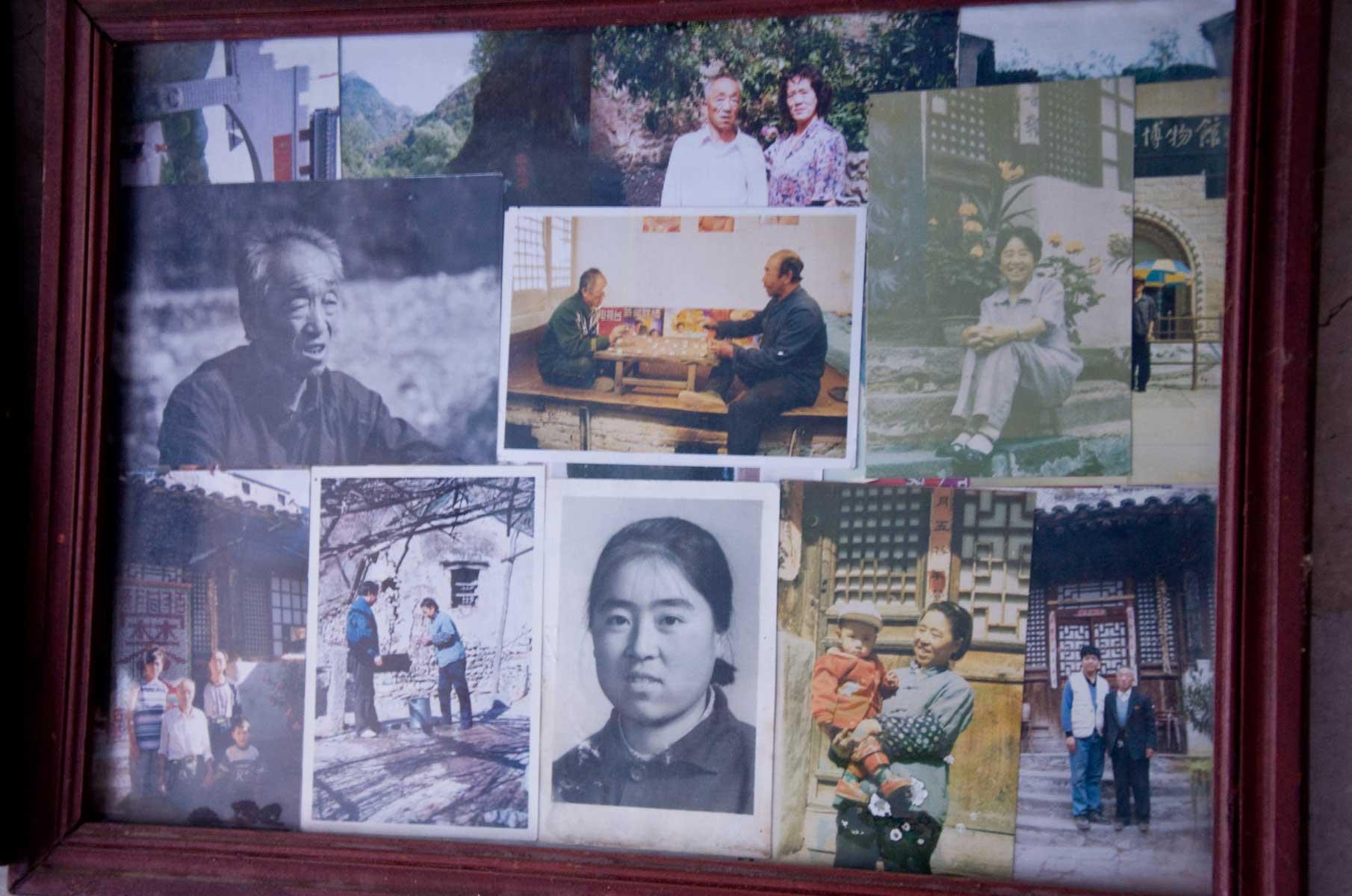 Cuandixia Dorf aus der Ming und Qing Zeit in China