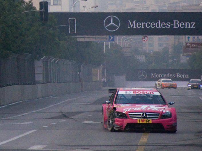 DTM Finale 2010 in Shanghai – Qualifying