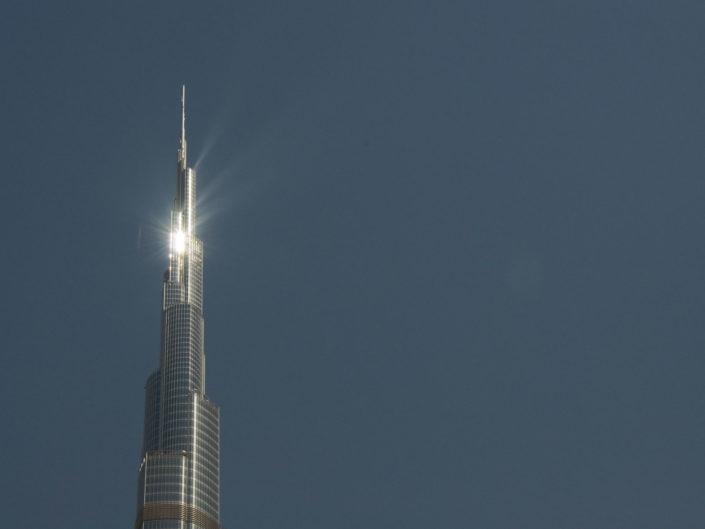 Dubai, Hauptstadt des Emirats Dubai