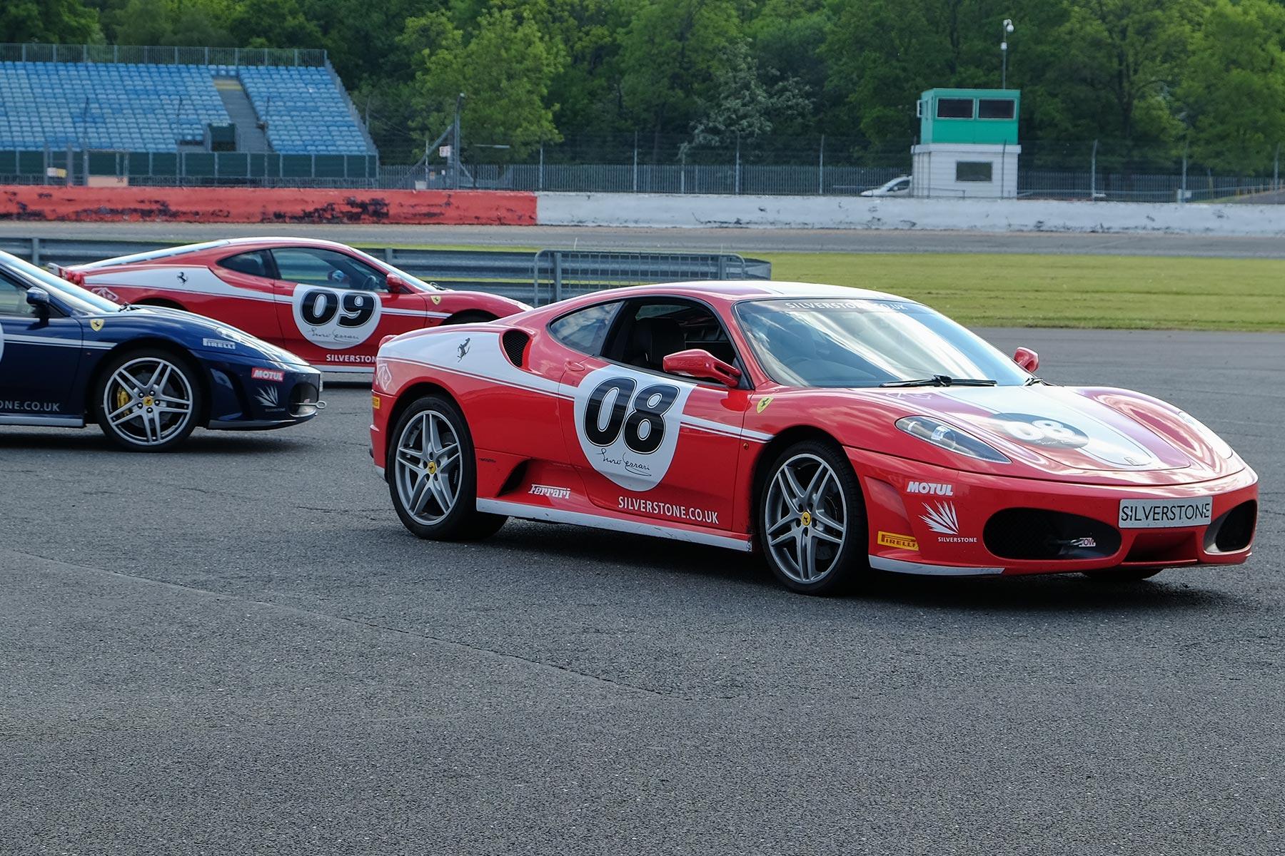 Ferrari F430 Experience Autos in Silverstone