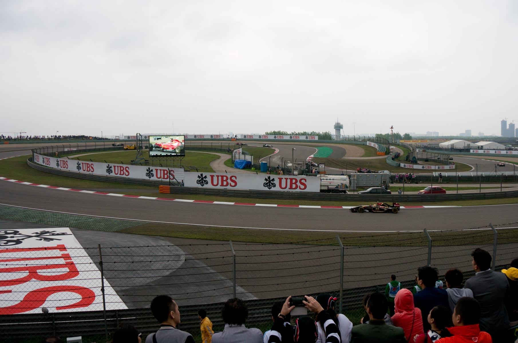 Formula 1 Grand Prix China 2014