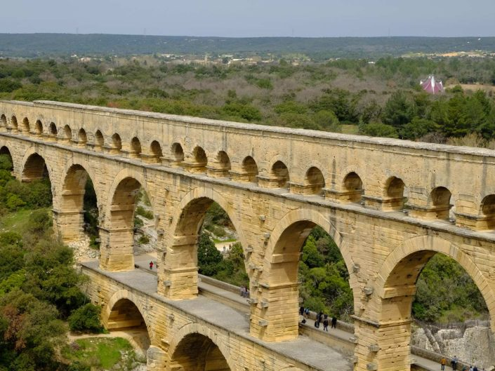Avignon & Pont du Gard