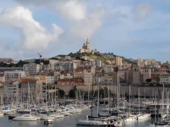 Marseille & Fontaine-de-Vaucluse