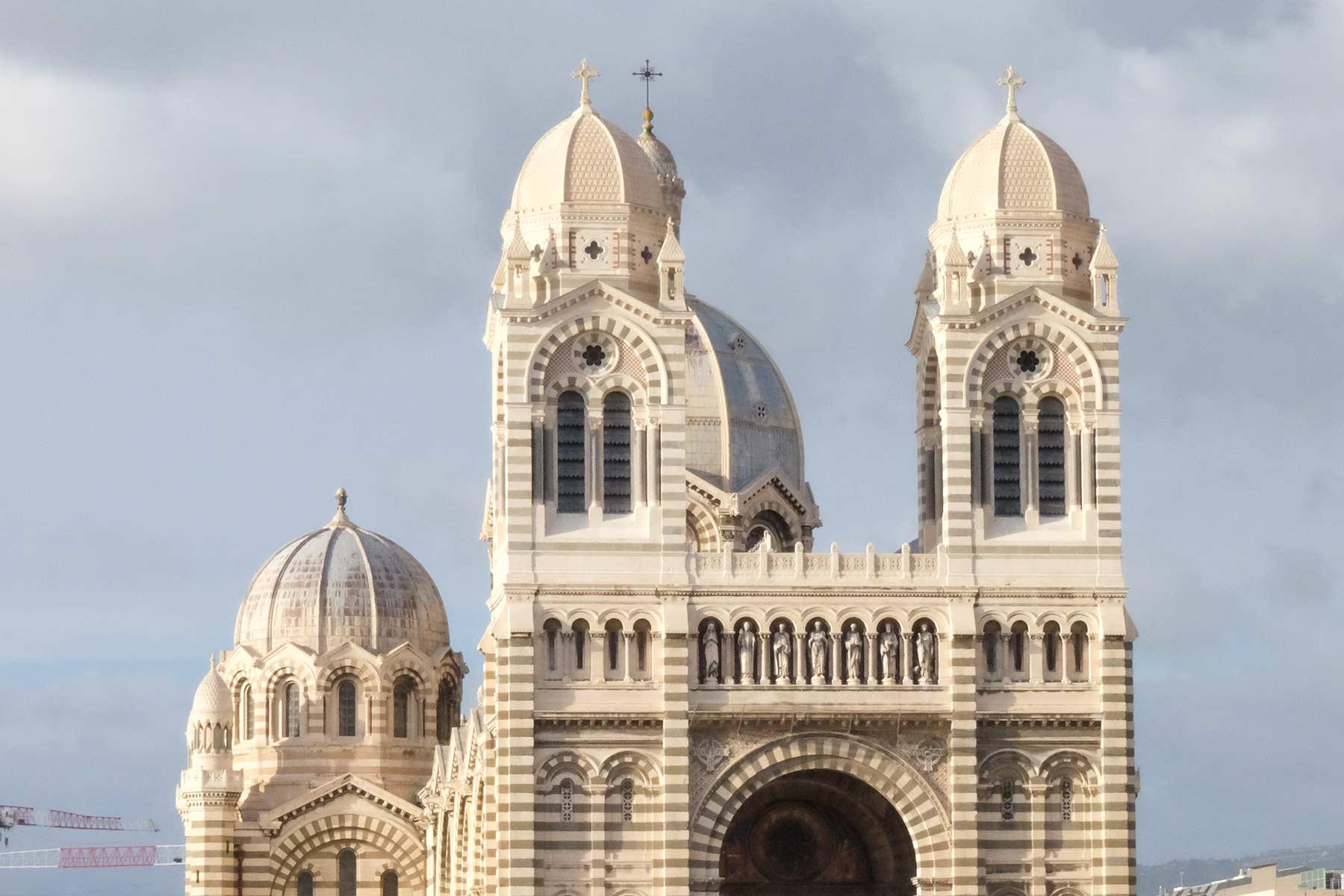 Kathedrale von Marseille, Frankreich