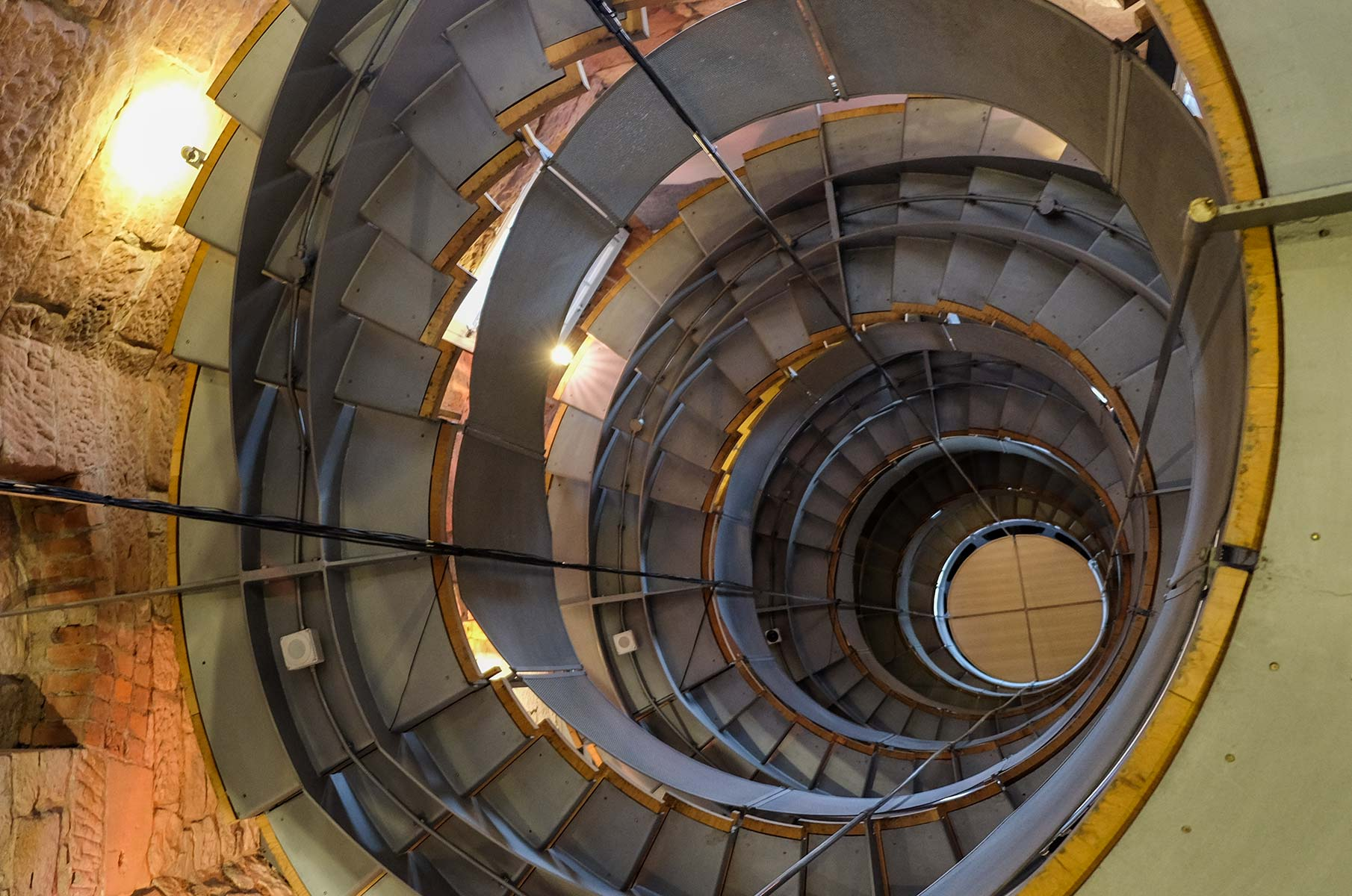 """The Lighthouse"" in Glasgow, Schottland"