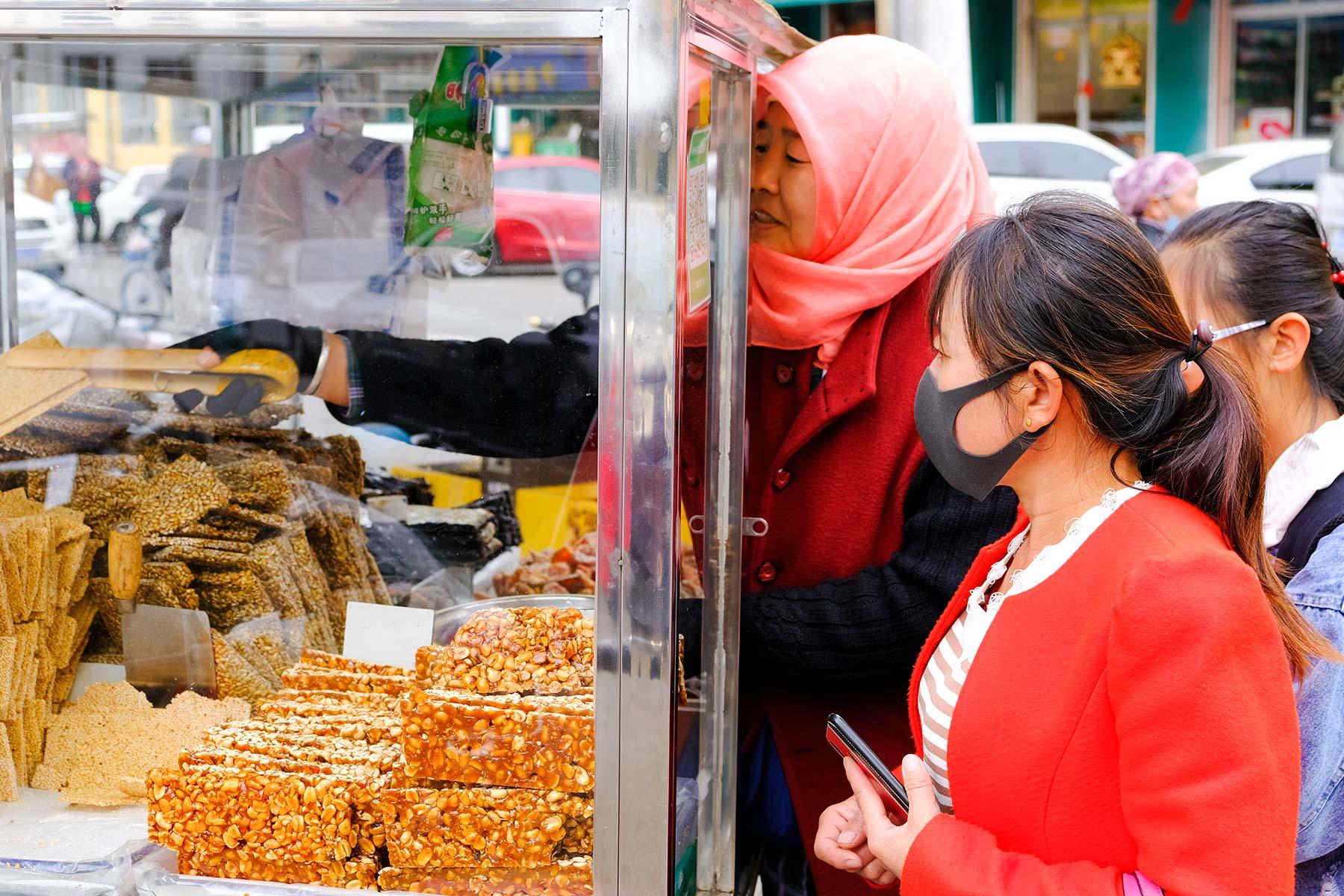 Hohhot, Hauptstadt der Inneren Mongolei