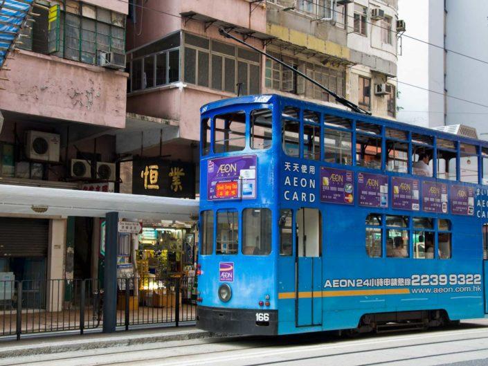 Hong Kong bei Tag