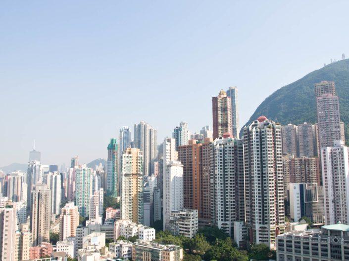 Ausflug nach Hongkong