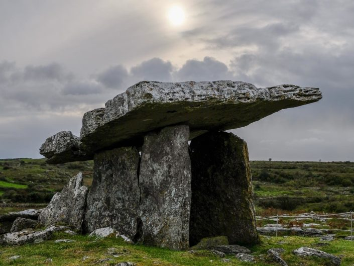 Fahrt durch den Burren Nationalpark