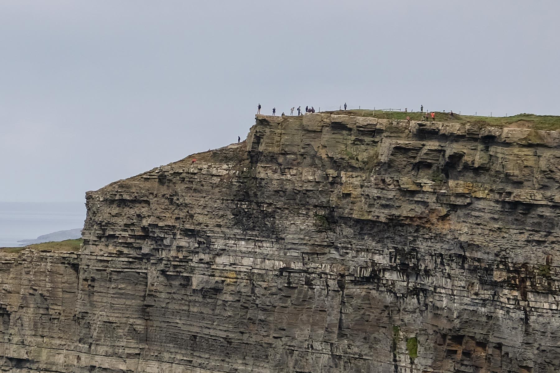 Cliffs of Moher an der Westküste von Irland