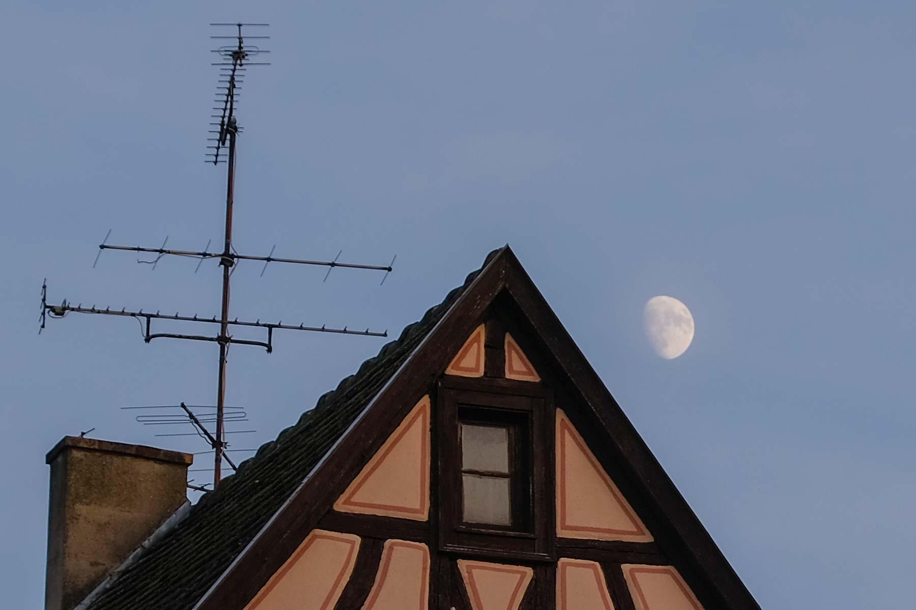 Colmar, Vogesen