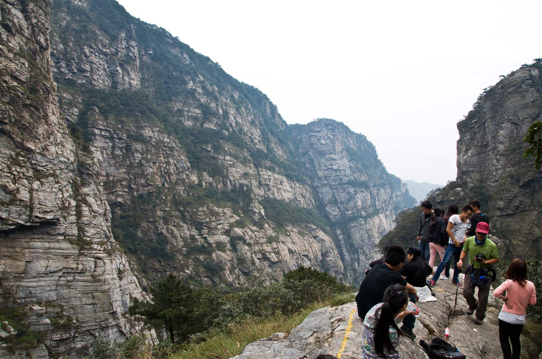 Lushan Nationalpark in China