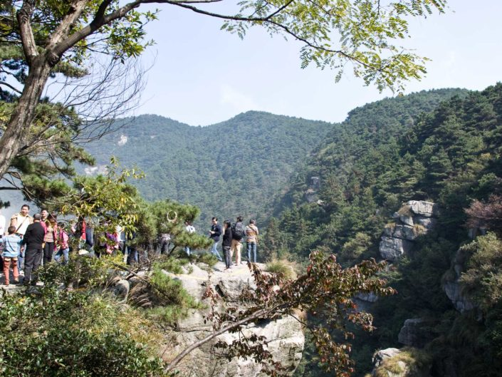 Lushan 庐山 Nationalpark in Jiangxi