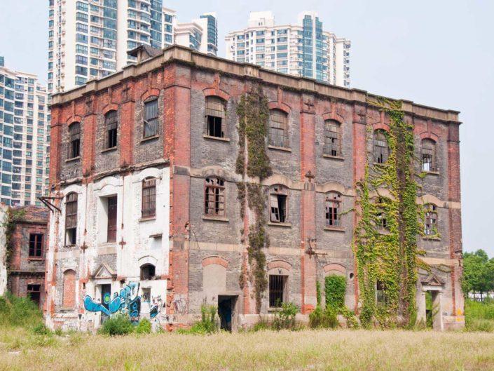 Art District Moganshan Lu Shanghai