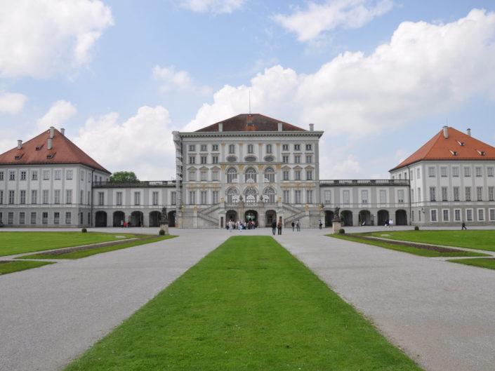 Schloss Nymphenburg und Hirschgarten