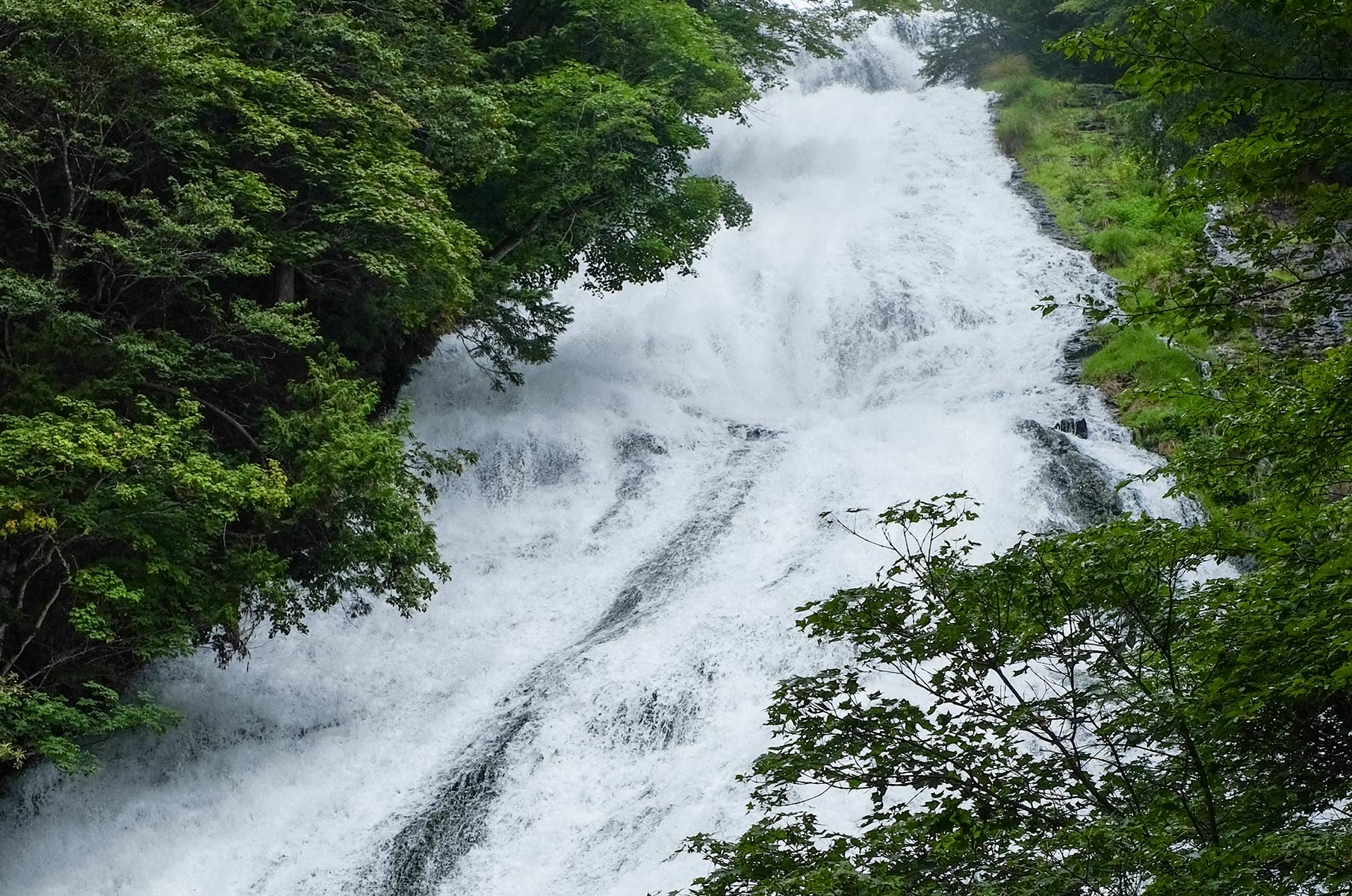 Yudaki Wasserfall in Nikko, Japan
