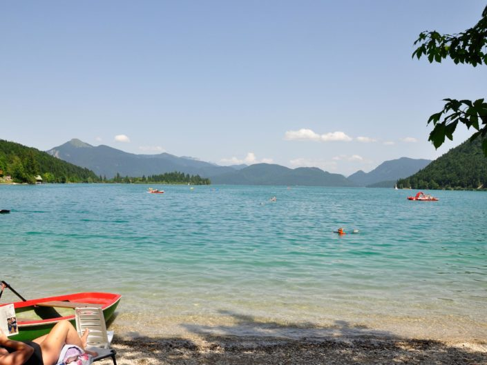 Schönes Oberbayern und Innsbruck