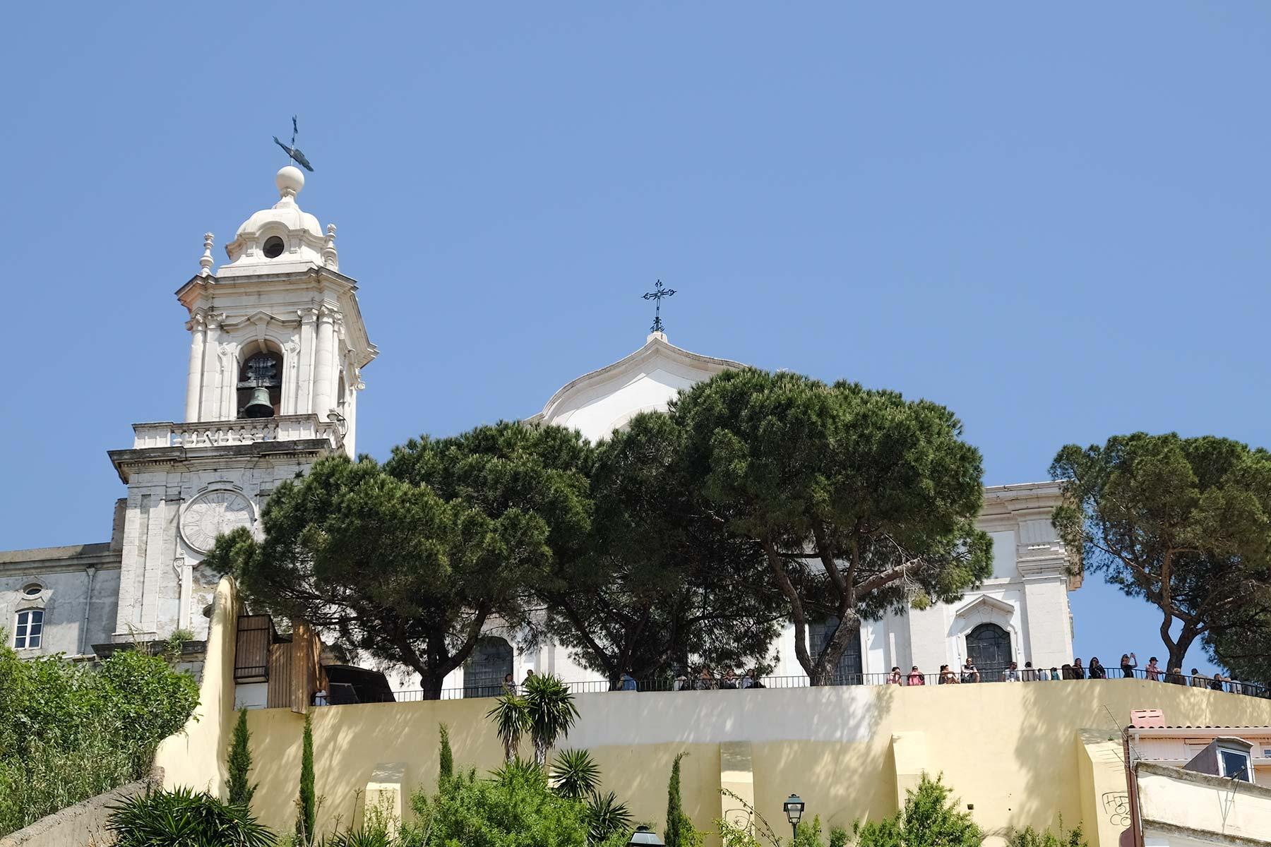 Igreja e Convento da Graça in Lissabon, Portugal