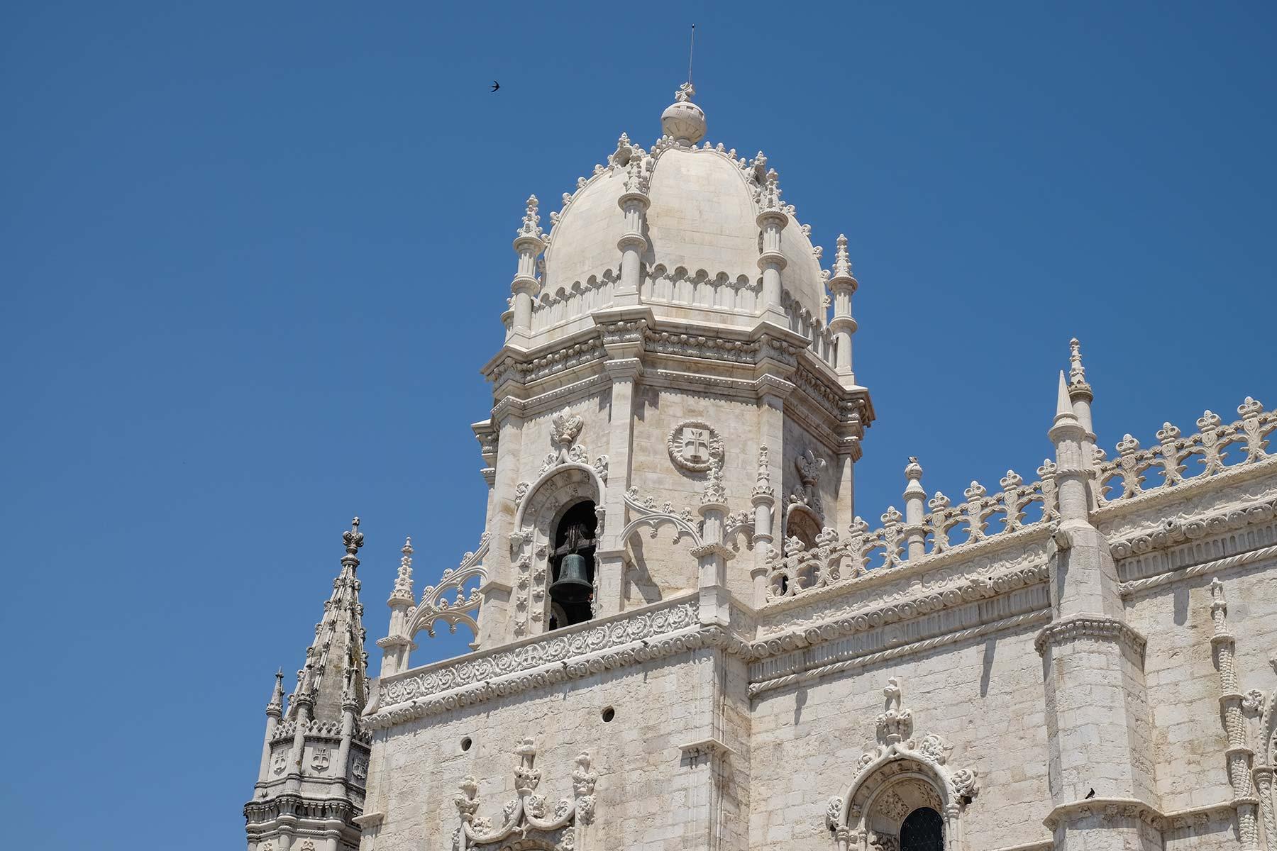 Santa Maria de Belém in Lissabon, Portugal