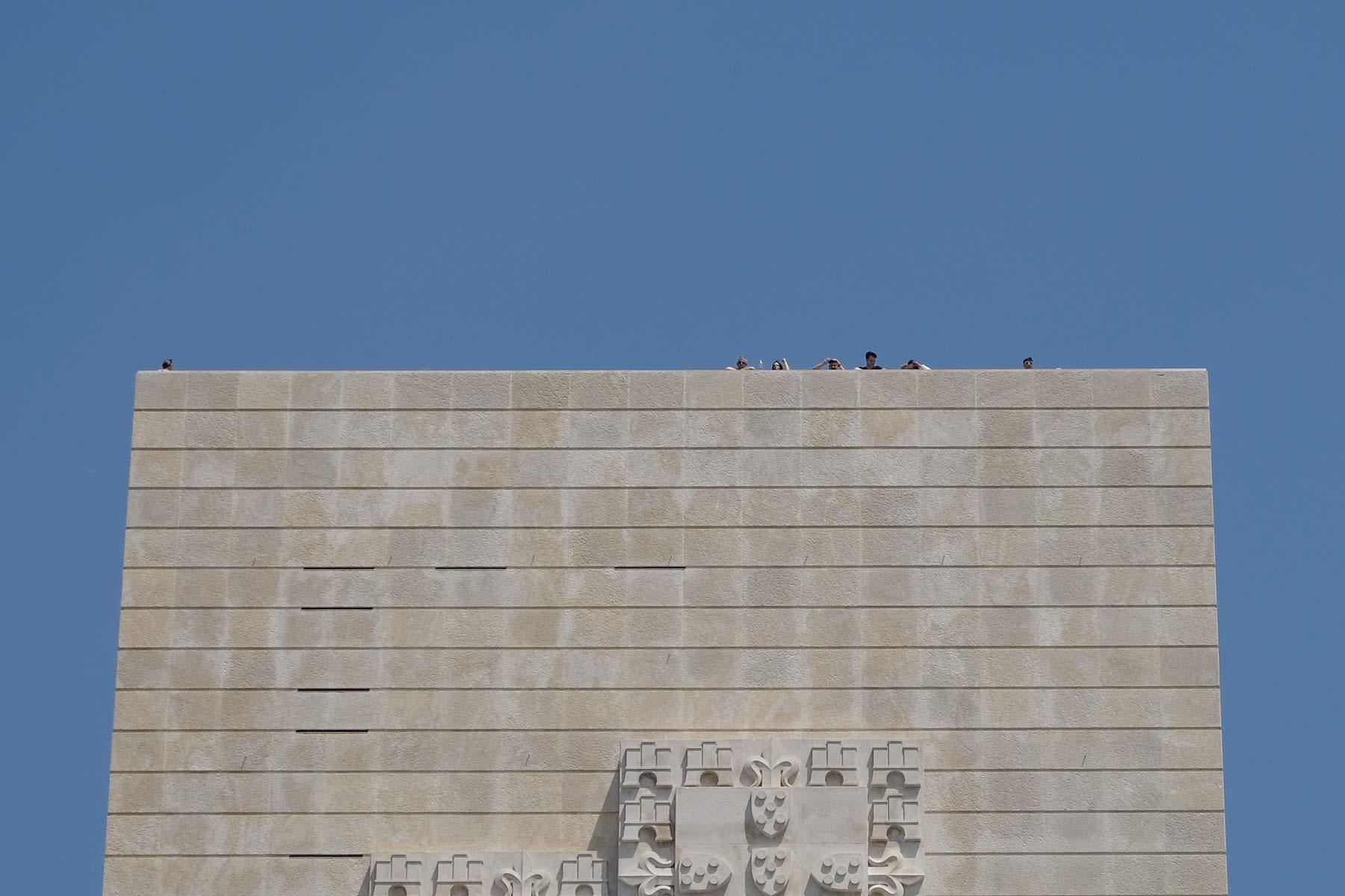 Padrão dos Descobrimentos in Lissabon, Portugal