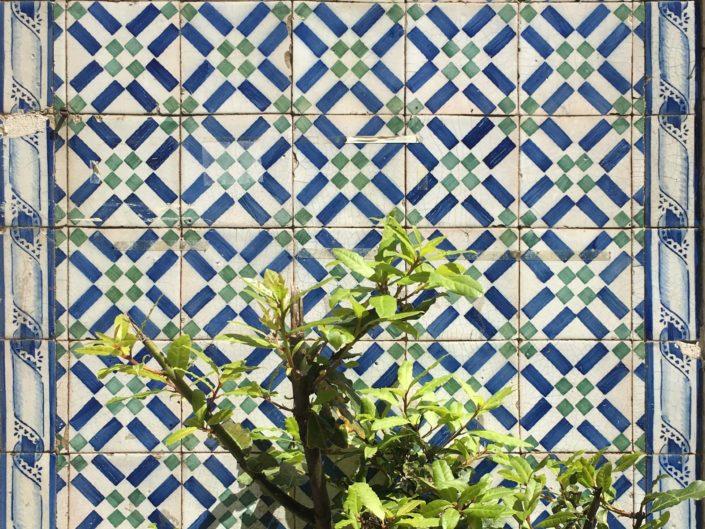 Azulejo Kachelkunst in Lissabon