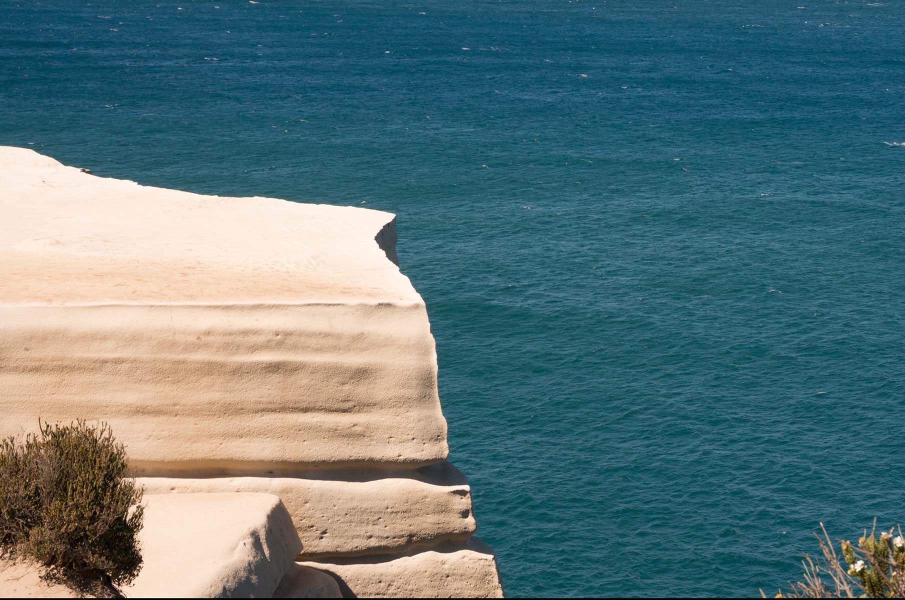 Wedding Cake Rock im Royal National Park, Australien