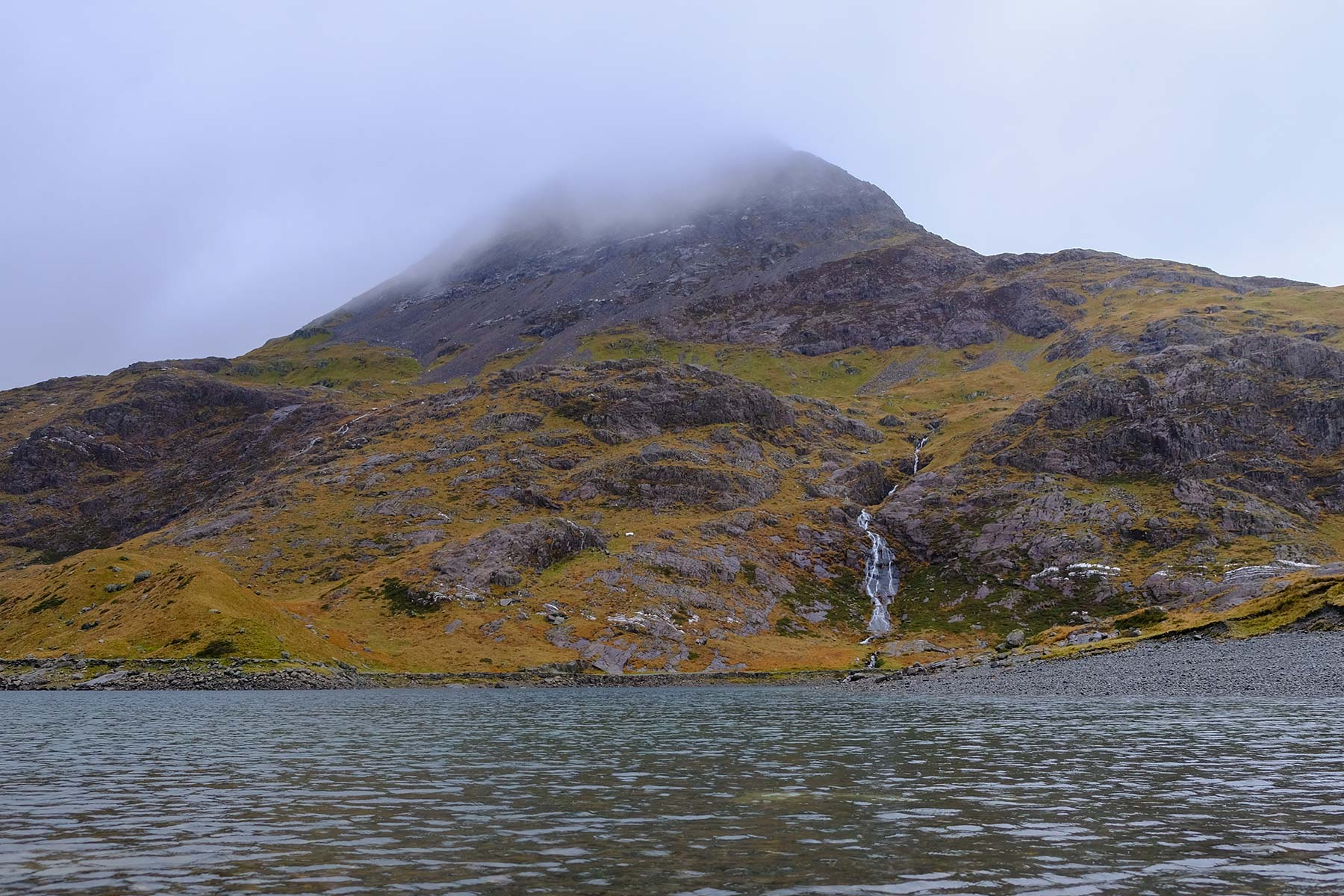 Snowdonia Nationalpark in Wales