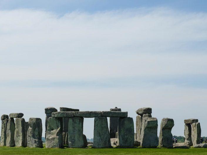 Stonehenge umsonst sehen und Bath