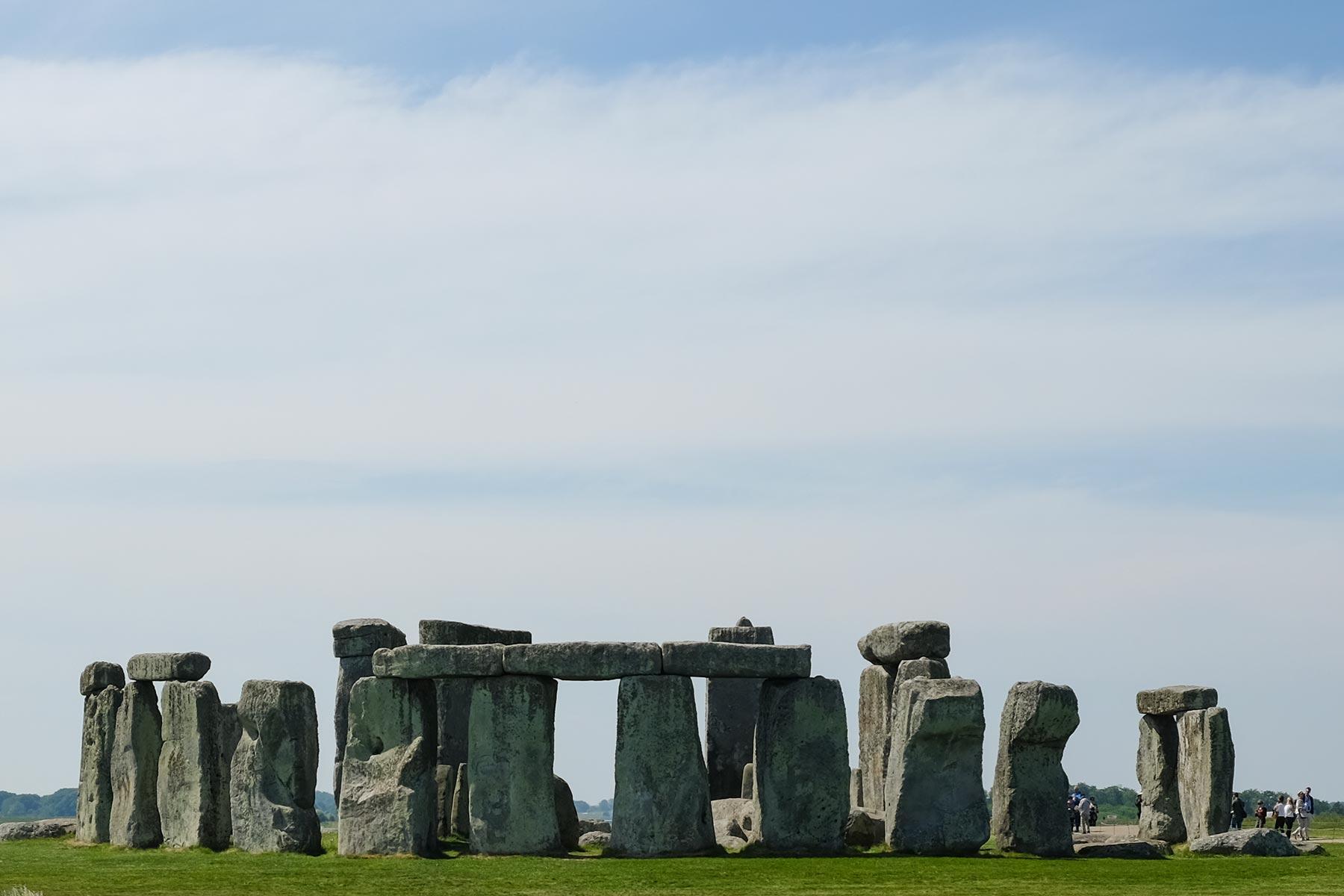 Stonehenge ohne Eintritt umsonst besuchen