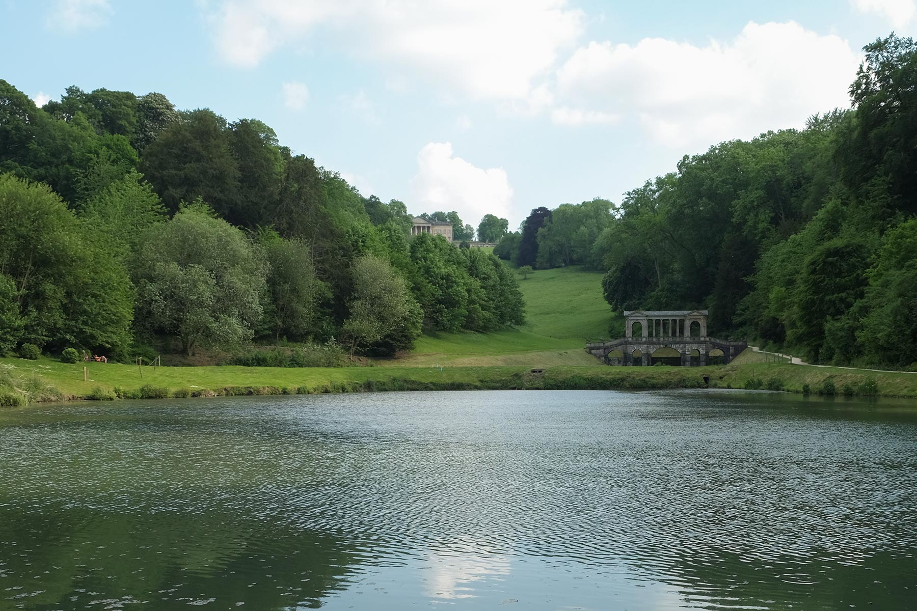 Prior Park in Bath, Somerset