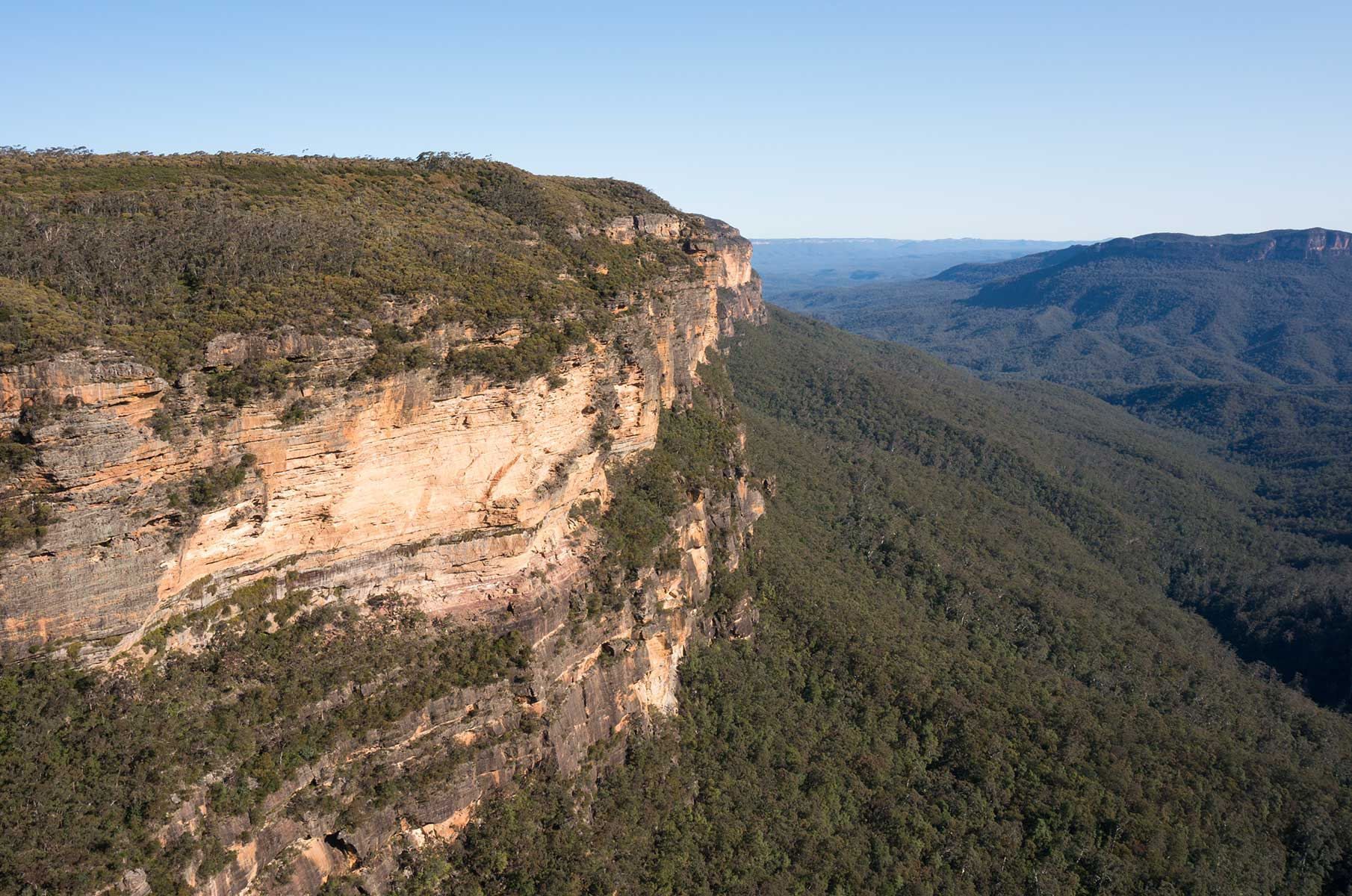 Blue Mountains Nationalpark, Australien