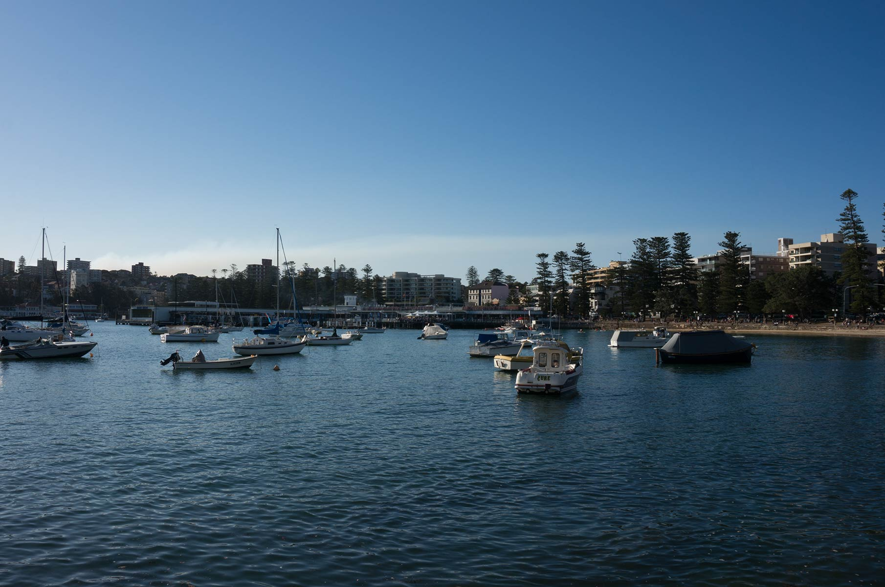 Manly Wharf in Sydney, Australien