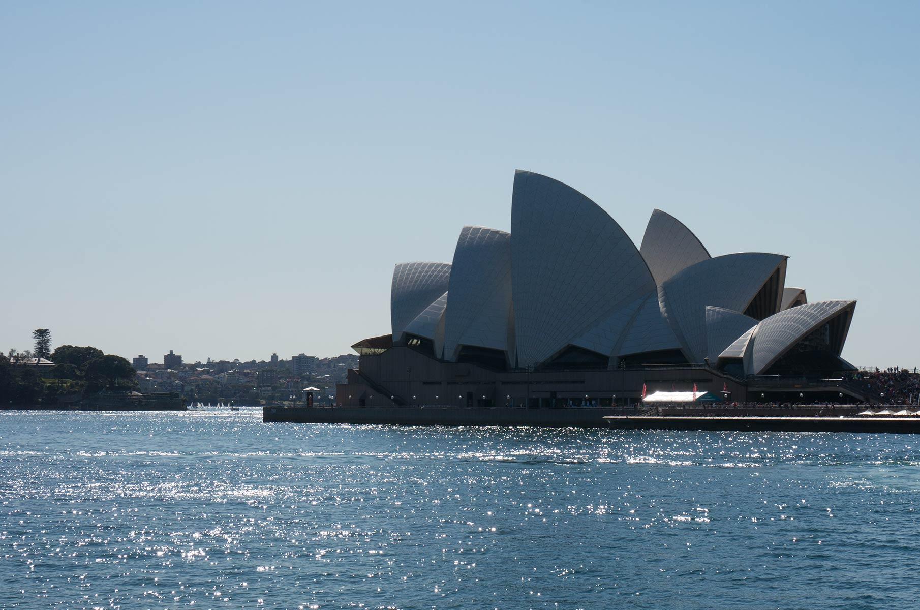 Opernhaus in Sydney, Australien