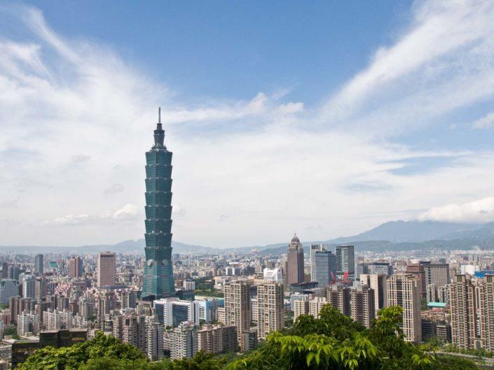 Eindrücke aus Taipei