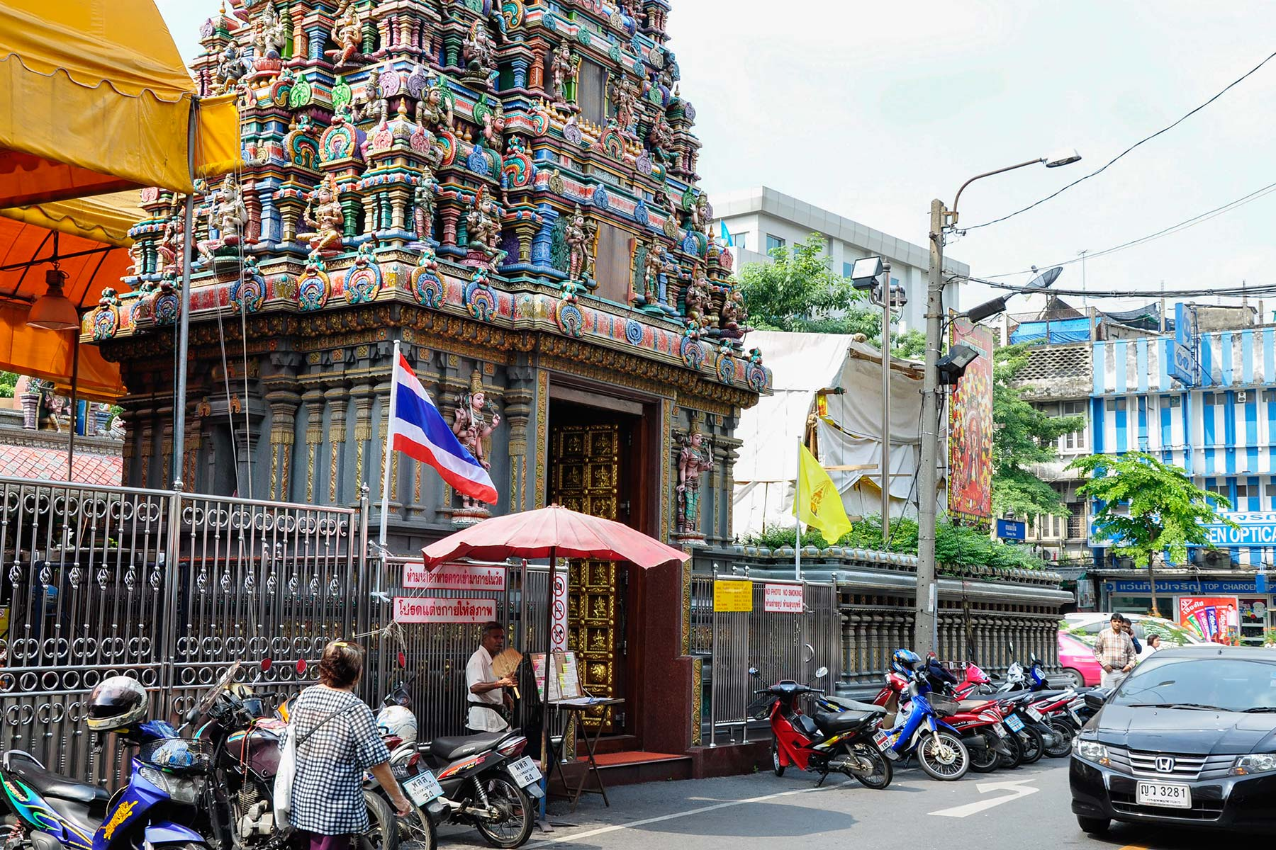 Wat Arun – Temple of Dawn in Bangkok, Thailand