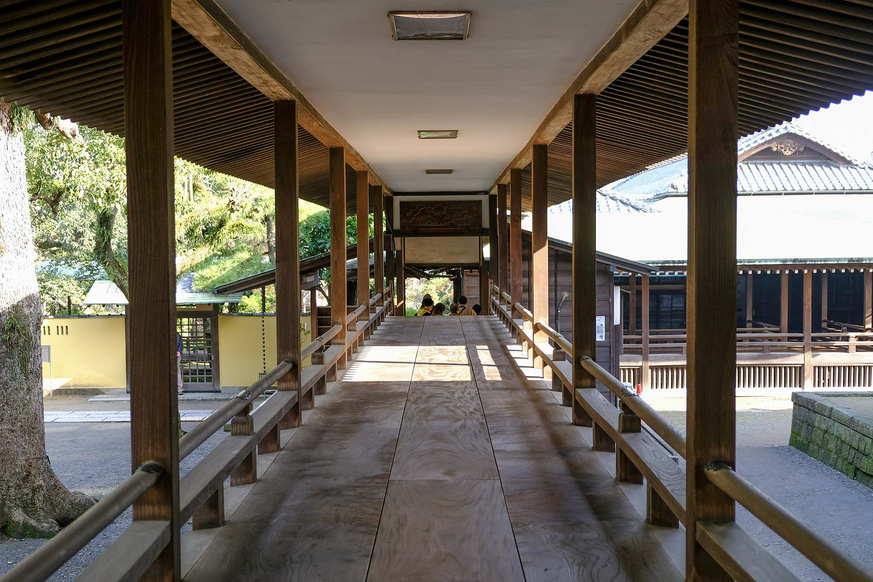Shibamata Taishakuten Tempel in Japan