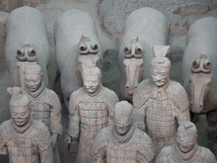 Terrakotta Armee Bingmayong