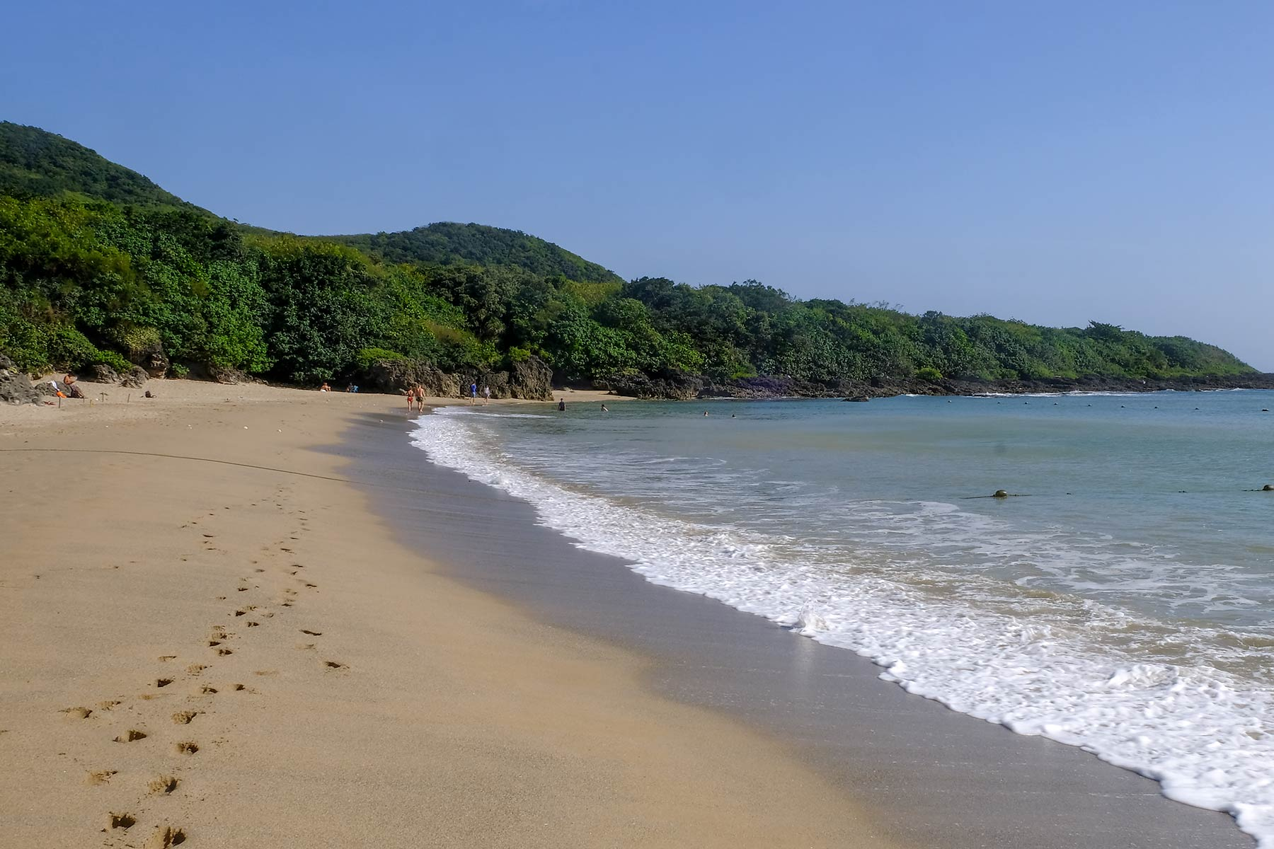 Little Beach im Kenting Nationalpark